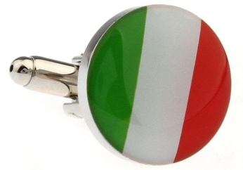 Italy cufflinks - Click Image to Close