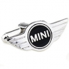 Mini cooper sign cufflinks